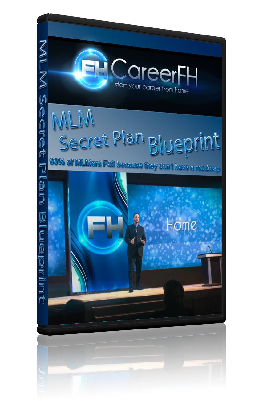 Career FH - MLM Success Plan Blueprint DVD Cover
