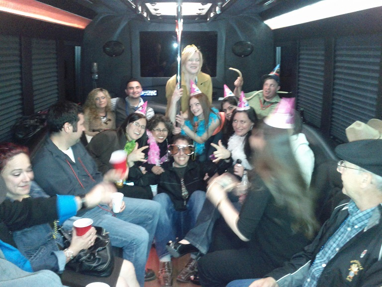 Limobus Party