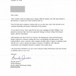 Rec Letter 009